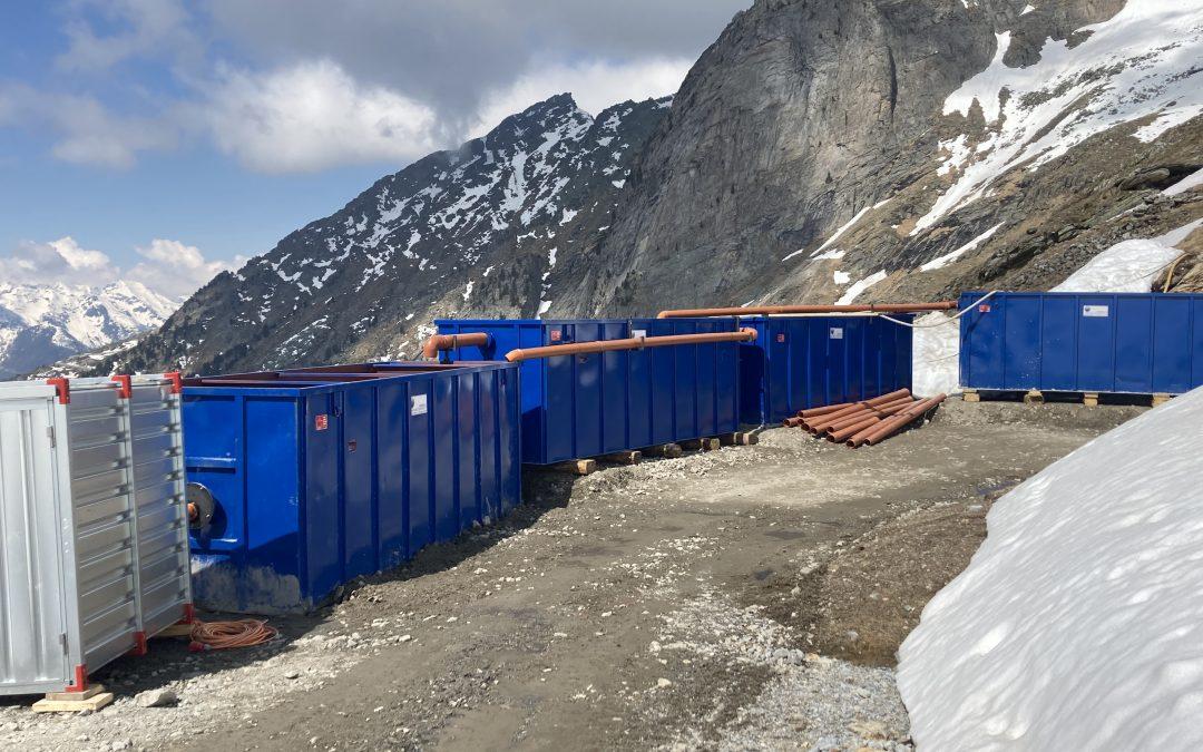 Neutralisationsanlage am Pumpspeicherkraftwerk Reißeck 2 plus