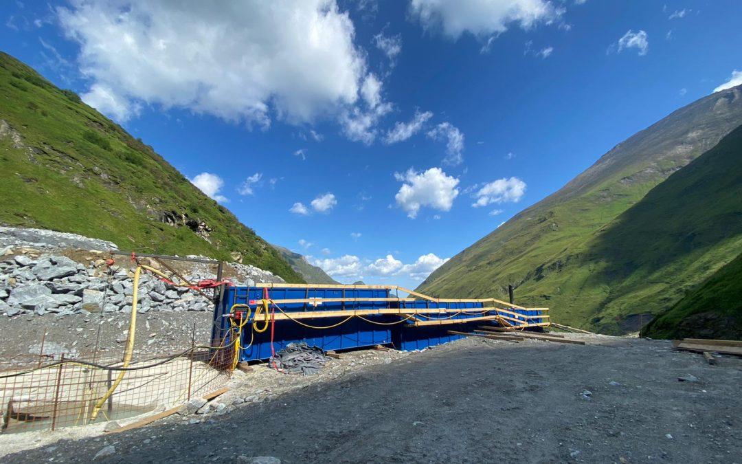 Limberg III – Großprojekt in Kaprun für die Stromerzeugung aus Wasserkraft